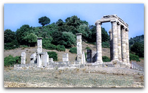 Fluminimaggiore - The Temple of Antas